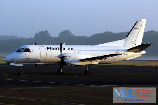 06.06.2018 HA-TAD Fleet Air Saab 340A