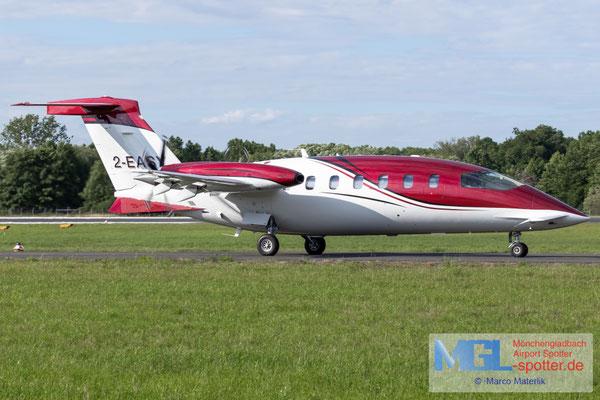 07.07.2021 2-EASY Piaggio P-180 Avanti II