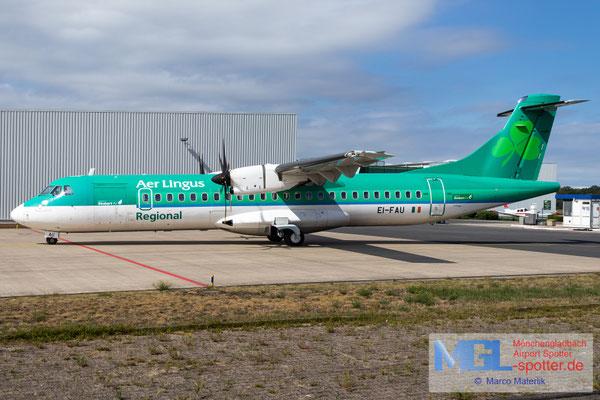 31.08.2020 EI-FAU Stobart Air / Aer Lingus Regional ATR 72-600 cn1098