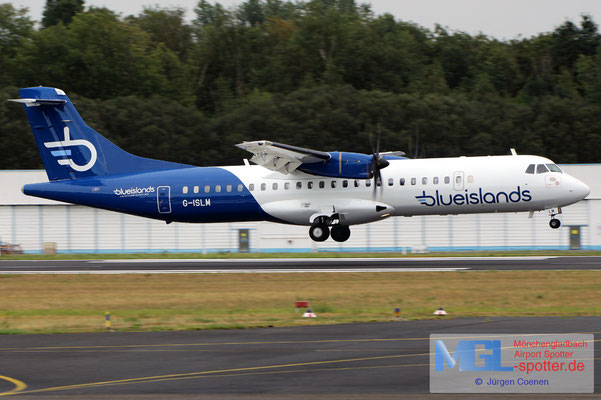 21.08.2020 G-ISLM Blue Islands ATR 72-500 cn762