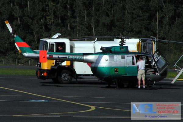 04.09.2005 D-HAYA MBB BO105