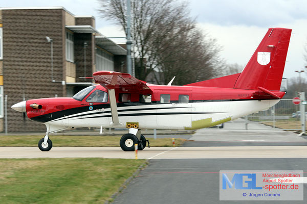28.02.2017 (N63DR) Quest Kodiak 100