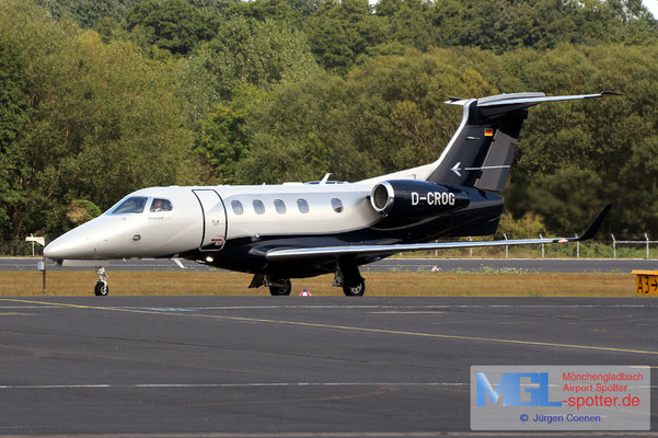 16.08.2020 D-CROG Air Hamburg Embraer Phenom 300