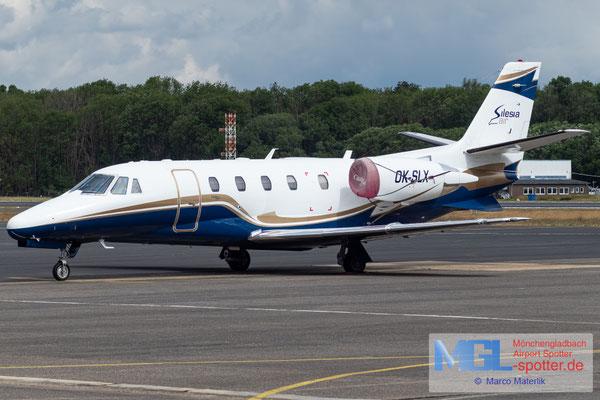 07.06.2020 OK-SLX Silesia Air Cessna 560XL Citation Excel