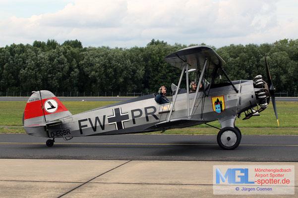 26.07.2020 D-EGBR Focke-Wulf Stieglitz