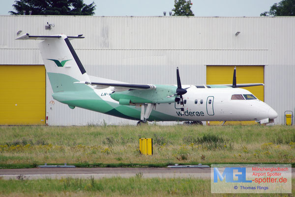 10.08.2014 LN-WSB Wideroe DHC-8-202Q