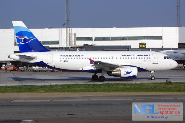 26.07.2014 OY-RCH Atlantic Airways A319-111