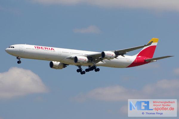 06.04.2015 EC-LEV Iberia A340-642