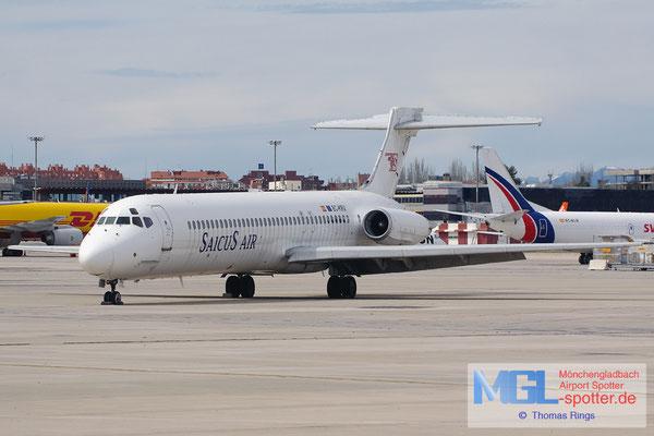 03.04.2015 EC-KRV Saicus Air MD-87