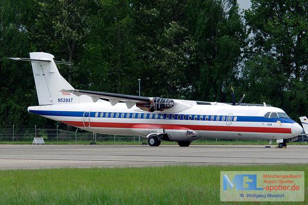 22.05.2013 N538AT (American Eagle) ATR 72-212A cn538