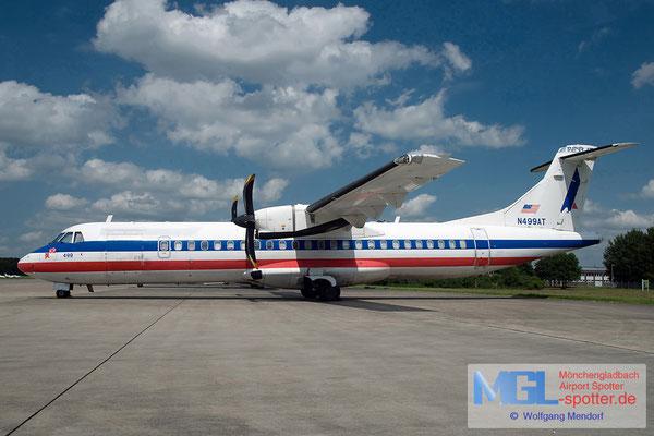 30.06.2012 N499AT (American Eagle) ATR 72-500 cn499