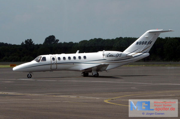 20.05.2007 N888RK Cessna 525B Citation CJ3