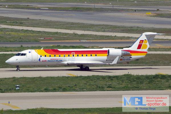05.04.2015 EC-GZA Air Nostrum / Iberia Regional CRJ-200ER
