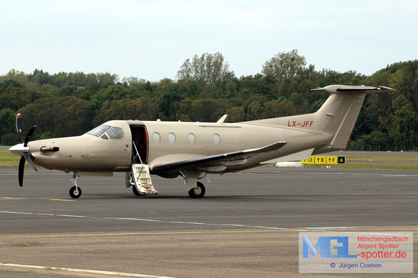04.09.2019 LX-JFF Pilatus PC-12/47E