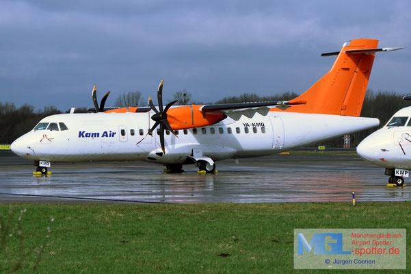 14.03.2021 YA-KMQ Kam Air ATR 42-500 cn576