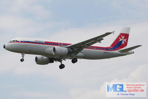 20.06.2014 9H-AEI Air Malta / Retro A320-214