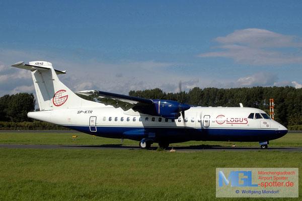 06.2003 SP-KTR Globus Airlines ATR 42-300 cn092