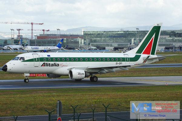 08.10.2011 EI-DFI Alitalia Express ERJ-170LR