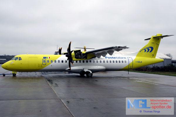 15.11.2016 I-ADLK Mistral Air / Poste Italiane ATR 72-500 cn706