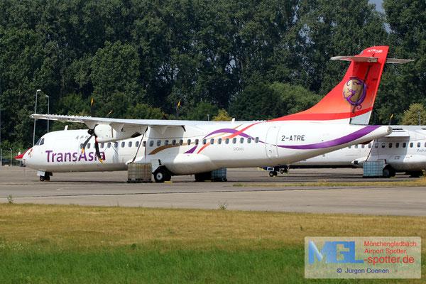 26.06.2018 2-ATRE NAC / TransAsia ATR 72-600 cn1198