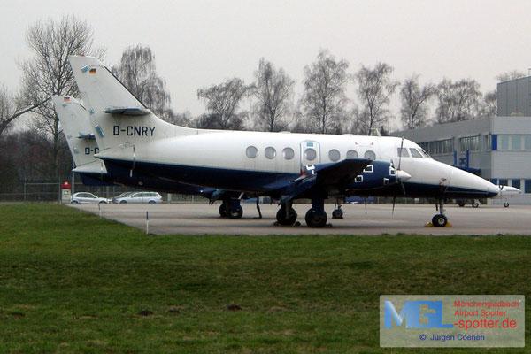 24.02.2004 D-CNRY (EAE) Jetstream 31