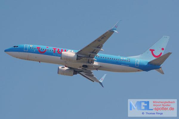 22.07.2014 SE-RFV Tuifly Nordic B737-862/SW
