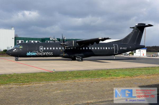 11.02.2020 OY-CLZ Alsie Express ATR 72-500 cn818