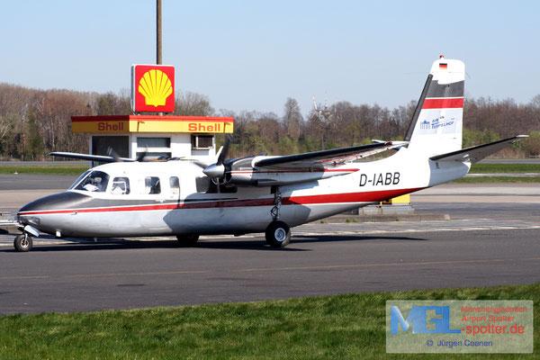 05.04.2007 D-IABB Air Tempelhof Aero Commander 680F