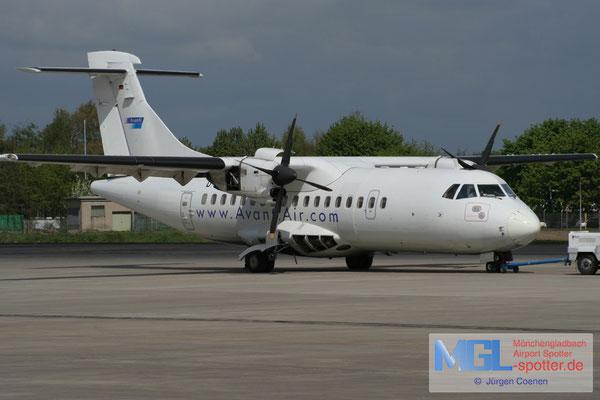 18.04.2007 D-BCRN Avanti Air ATR 42-300 cn329
