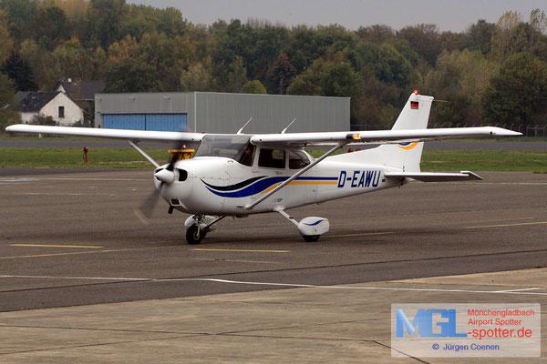 30.10.2018 D-EAWU Cessna 172S Skyhawk SP