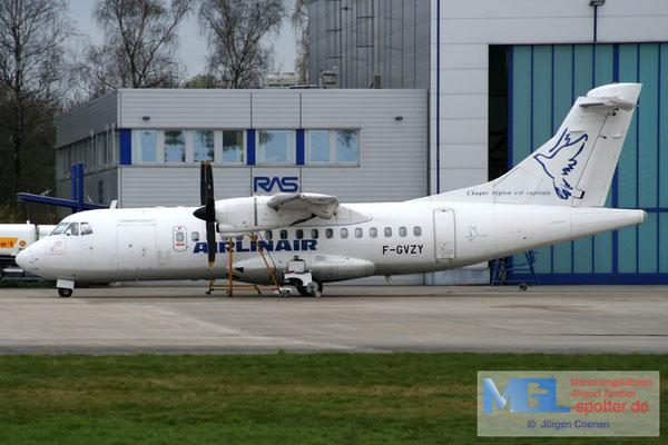 04.04.2007 F-GVZY Airlinair ATR 42-312 cn088