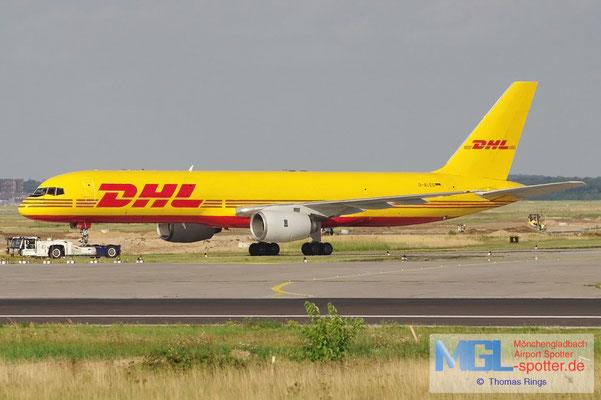 16.08.2012 D-ALEG EAT Leipzig / DHL B757-236SF