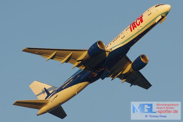 02.11.2013 D4-CBP TACV Cabo Verde Airlines B757-2Q8