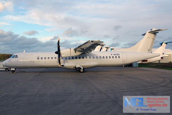 03.11.2013 F-GVZS Airlinair ATR 72-500 cn761