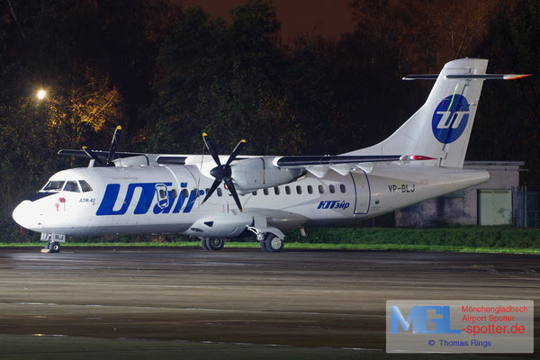 15.11.2014 VP-BLJ UTair ATR 42-300 cn255