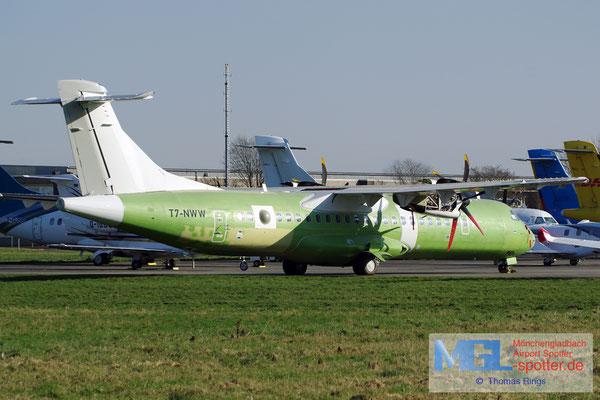 05.02.2018 T7-NWW Alenia ATR C-72-500MPA cn768