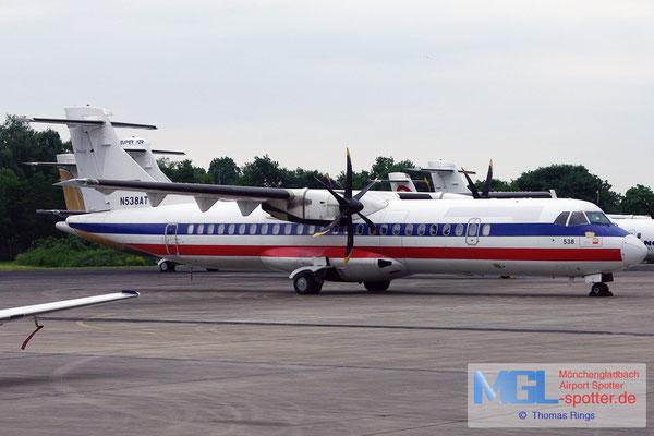 09.06.2013 N538AT (American Eagle) ATR 72-212A cn538