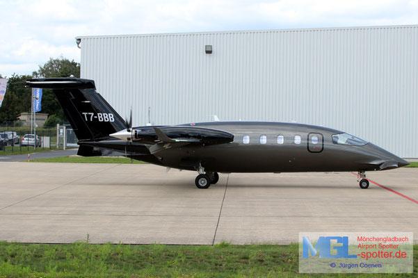 30.07.2021 T7-BBB Piaggio P-180
