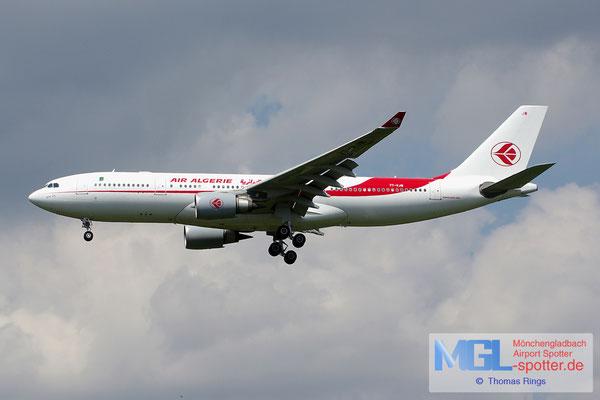 21.06.2014 7T-VJW Air Algerie A330-202