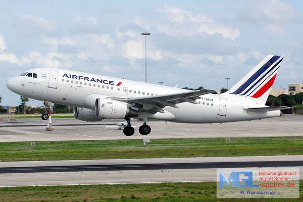 01.01.2014 F-GRHT Air France A319-111