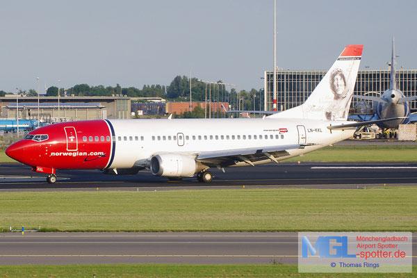 23.06.2014 LN-KKL Norwegian B737-36N
