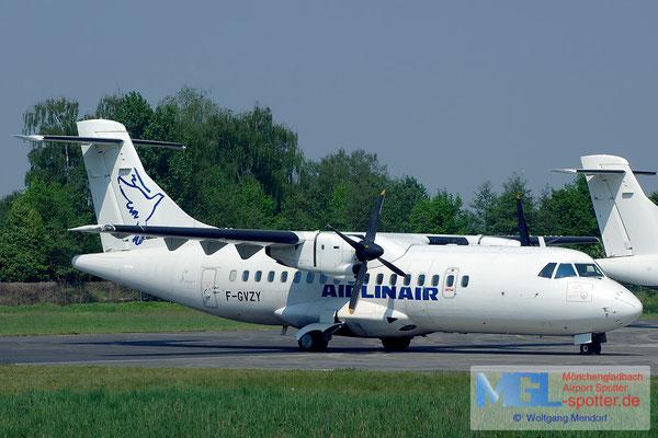 26.04.2007 F-GVZY Airlinair ATR 42-312 cn88