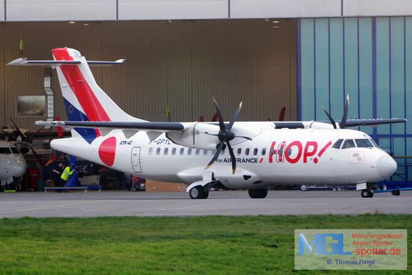 17.01.2014 F-GPYL HOP! ATR 42-500 cn542