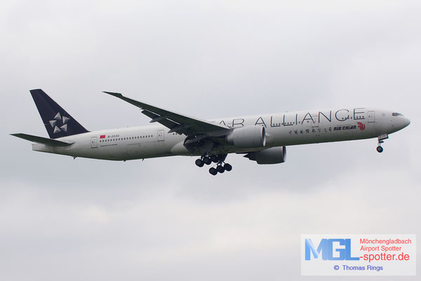 19.06.2014 B-2032 Air China / Star Alliance B777-39LER