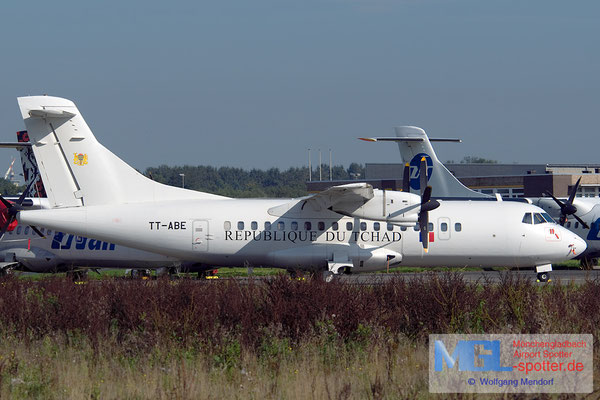 26.12.2015 TT-ABE Republique du Tchad ATR 42-300 cn230