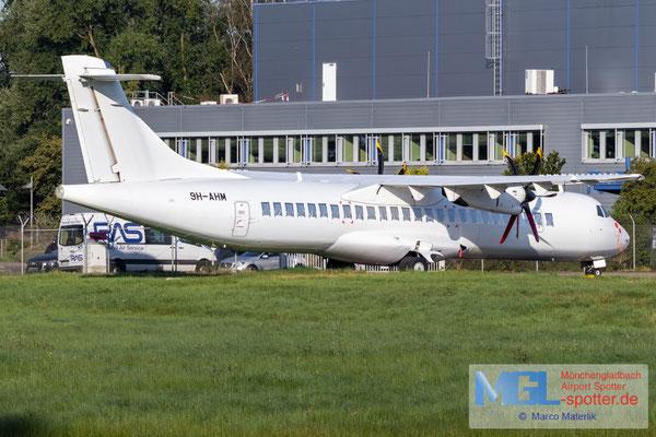 25.07.2021 9H-AHM Elix Aviation Capital ATR 72-500 cn747