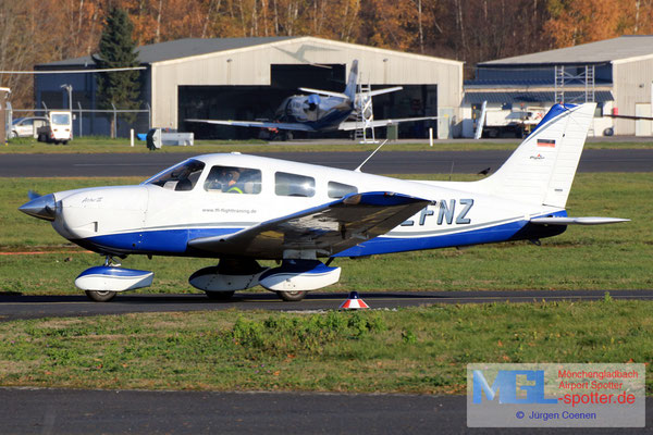 16.11.2018 D-EFNZ Piper PA-28-181 Archer III