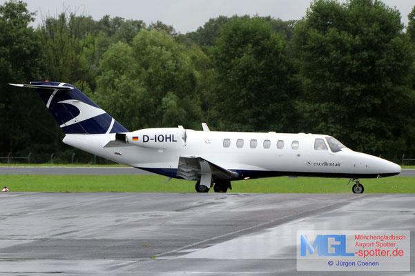 28.07.2021 D-IOHL Cessna CIT525 CJ2