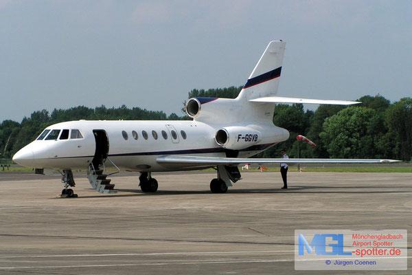 20.06-2006 F-GGVB FALCON FA50EX