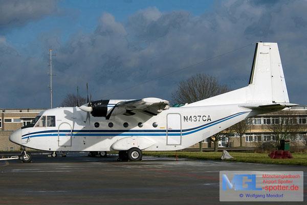 24.12.2011 N437CA (Fayard Enterprises) CASA C-212